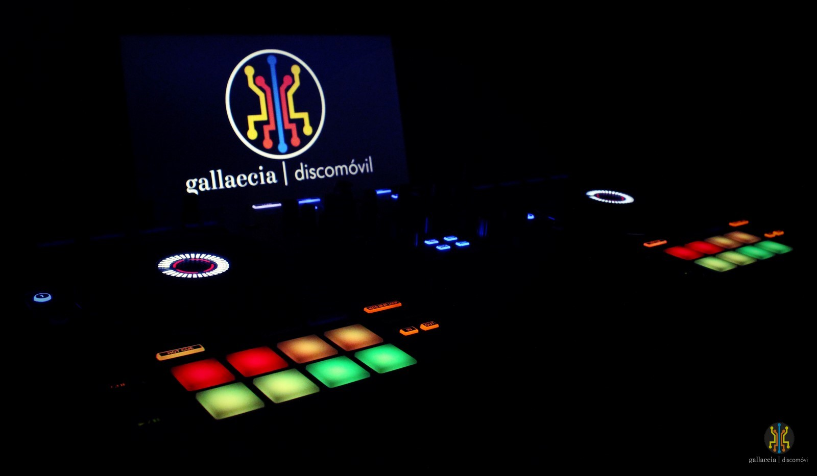 Disco movil y baile es sinónimo de Gallaecia Discomobil
