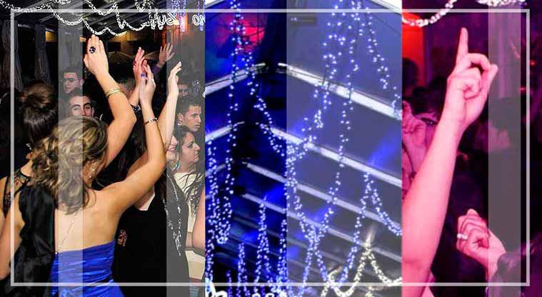 Si buscas contratar dj para fiesta para montar una fiesta como la de la foto puedes contactar con Gallaecia discomobil