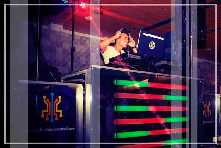dj para fiestas y discotecas moviles en galicia, dani dj y gallaecia discomovil a tu disposición