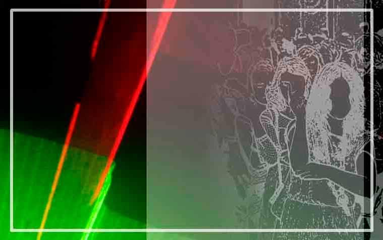 Sesiones de dj en la verbena con una discoteca movil instalada en cualquier pista de baile