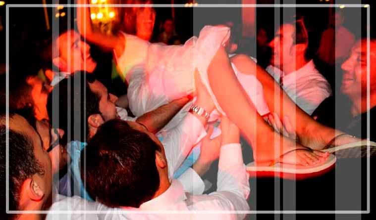 La fiesta de boda ideal, animada por djs para bodas